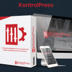 KontrolPress Pro Plugin Software & OTO Upsell by Radu Hahaianu Review – Best Website Protection Plugin Software to Create Hack-Proof Security and Built-In Optimization to Protects Your Site Against ANY Hackers and boost speed on-page SEO for high rankings google and massive traffic