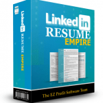LinkedIn Resume Empire WSO System & OTO Upsell by Lee Cole Review – Best Software & Training LinkedIn profile makeovers to Make up to $250 per easy sale using our new software and step by step training to write resumes for job seekers on LinkedIn and Makeofer for Linkedin Profile Users
