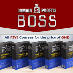 Domain Profits Boss Training Course & OTO Upsell by Gene Pimentel Review – Best Selling Training Courses on Domain Flipping Methode Include Expert Flips, Domains To Gold, Same Day Domain Profits, Instant Domainer & Local Domain Empire for One Cheap Price with Real Case Study and Step by Step Methode