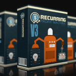 Recurring Profit Machine V3 WSO & OTO Formula Review – Best Step-By-Step Training Course Reveals How To Make $154.37 Per Day By Uploading Our 100% Done For You Recurring Profit Machine Just upload it and start making money