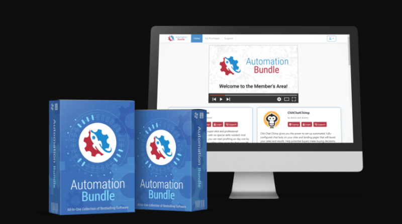 AutomationBundle Software OTO Upsell by Todd Gross & Paul Ponna