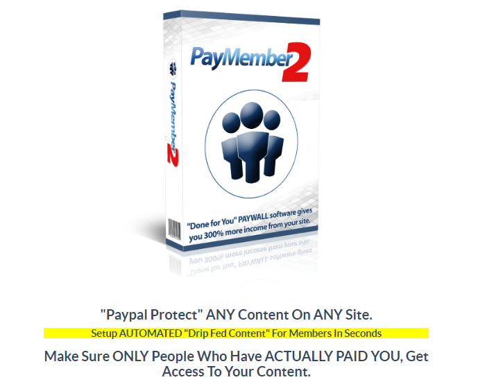 Paymember 2 Software