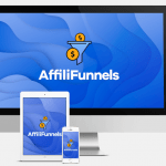 AffiliFunnels Affiliate Funnels Creator & OTO Upsell by Glynn Kosky – Best Powerfull Sales Funnels & Digital Product Software To Create Super Simple High Converting Affiliate Funnels complete with custom digital products, squeeze pages and thank you pages That Will Get You Traffic, Leads & Sales