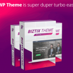 Biztix Landing Page WP Theme & OTO by Astroblu Review – Best WordPress Theme for Local Business Website Using clean, modern, profesional design with 30 business templates and New Instant Live Editor Technology Ensure You to Create Any Business Page without Hassles