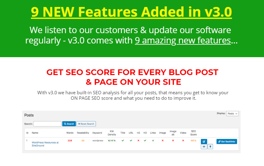 WP Backlink Machine V3 Plugin Software by Ankur Shukla