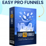 Easy Pro Funnels V2 Software & OTO Review by Matt Garret – Best Done for You Affiliate Marketing Funnel System Gives you everything to build professional sales funnels, promote affiliate products, offer and deliver bonuses and free offers and build a subscribers email list