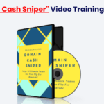 Domain Cash Sniper Training System & OTO by Paulo Cifuentes Review – Best Traning Course of 3 Different Methods You Can Use Today To Snipe $12 Domain Names And Then Flip For Hundreds Or Even More Starting As Soon As Today