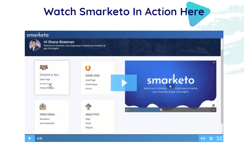 Smarketo App Commercial Plan Software & OTO by Amit Pareek