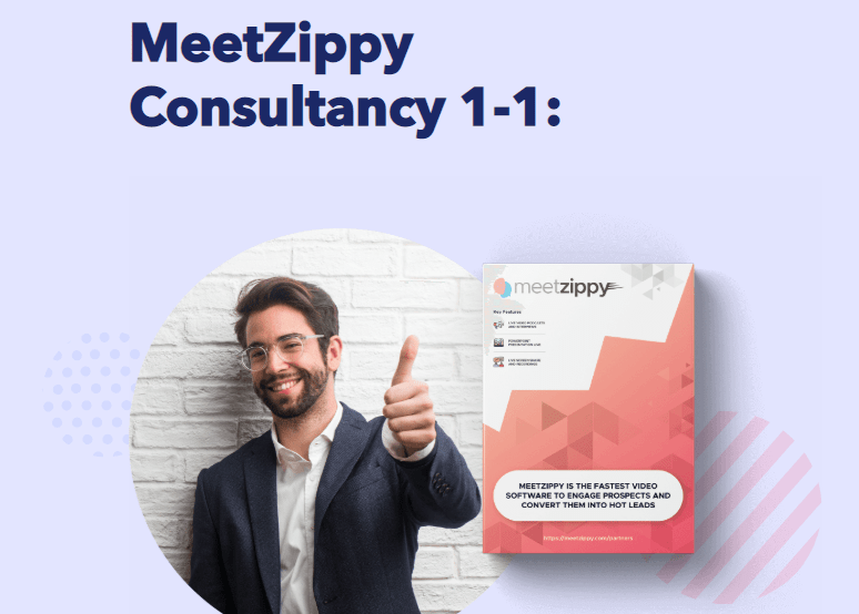 Meetzippy Video Conference Software & OTO by Madhav Dutta