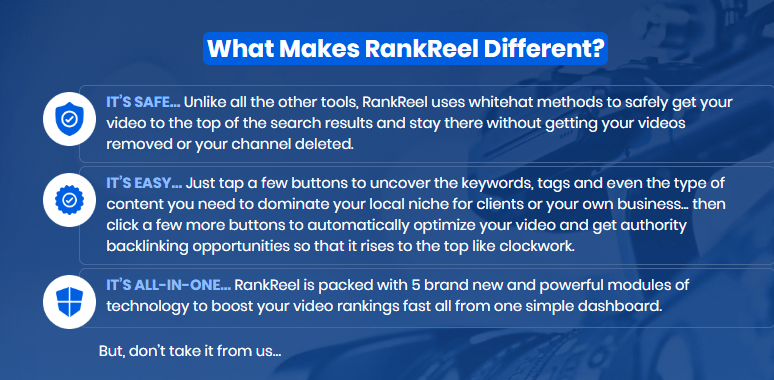 RankReel Pro Video Ranking Software by Abhi Dwivedi