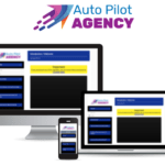 Auto Pilot Agency WSO OTO Upsell Training Software by Tom Gaddis Review – Best complete step-by-step training and automation software on how to land clients on auto pilot for your digital agency using Messenger Marketing For Local Business