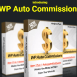 WP Auto Commissions Plugin OTO Upsell By Ankur Shukla Review – Best Powerfull WordPress Plugin Adds 17 different ways to Monetize Any WordPress Site with 17 Different Ways on Autopilot and Double Your Income Without Getting More Traffic or Content Easy