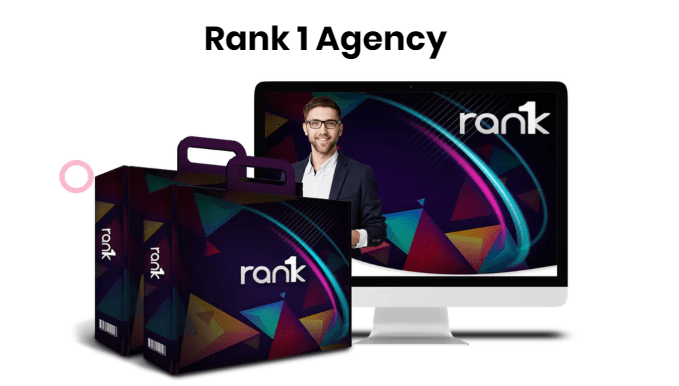 Rank One Agency OTO Upsell by Art Flair