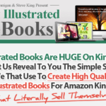 Easy Illustrated eBooks WSO by Robert Corrigan Review – Best new coaching program show you exactly what to create your own Illustrated eBooks business with Simple System to build a complete portfolio simple easy to produce Illustrated ebooks to sell on Kindle Amazon