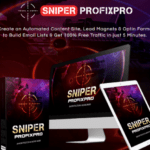 SNIPERPROFIXPRO + OTO Upsell by Mosh Bari Review – Best Automated Software to create unlimited content articles, unlimited lead magnets, build unlimited email leads, and gets Unlimited Viral Traffic On AUTOPILOT That will Generate Affiliate Commissions Daily
