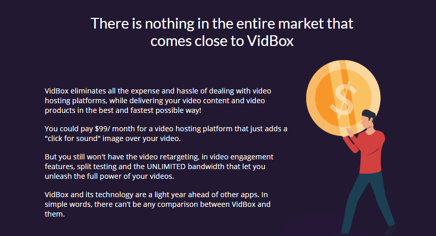 Vidbox Software OTO Upsell
