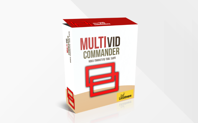 Multi Vid Commander & OTO Upsell by Cliff Carrigan