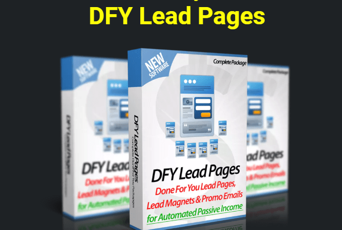 DFY Lead Pages Review & OTO Upsell by Ankur Shukla