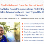 10 Profitable Funnels + OTO Review by David Pardew – Best Package of 10 Simple and Profitable Funnel Templates from OUR 7-Figure Business that Make Sales Automatically and Have Tripled the Value of Our Clients