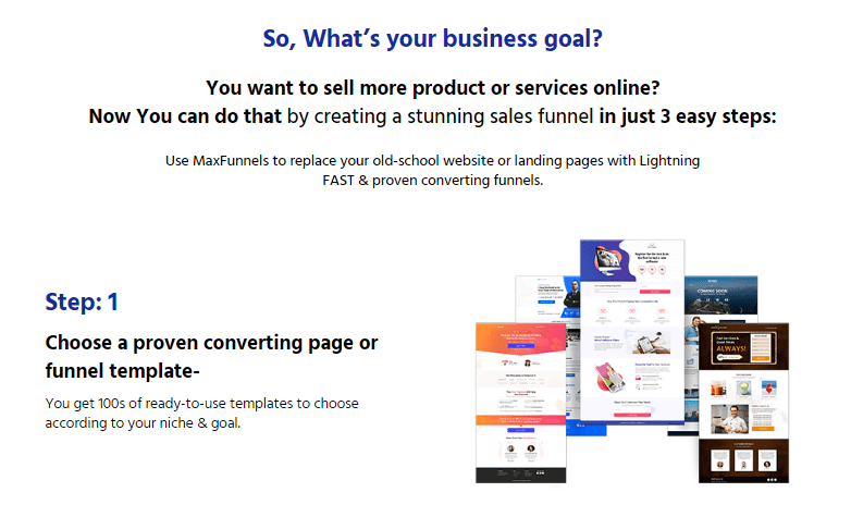 MaxFunnels Commercial + OTO Review by Amit Pareek