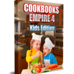 COOKBOOKS EMPIRE 4 + OTO Upsell by Alessandro Zamboni Review – Best Training Guide Discover How To Create 7 Different Cookbooks For Kids, With Step By Step Methods, Tips And Tricks, Secret Techniques, and Over 6,800 Recipes To Take Ideas From