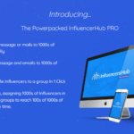 INFLUENCERSHUB PRO Version Upgrade OTO by Jai Sharma – Best Upsell #1 of InfluencersHub with Upgrade Ability to Add Multiple Influencers in Multiple Group and Automated Messaging to Send Bulk Message to 1000s of Influencers In Just 1 Click to Get 500% More Traffic Easy