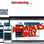 REMOTE CLIENT SYSTEM OTO & Upsell by Nick Ponte Review – Simple Profit System How former auto tech with no previous experience was able to quickly grow his agency to $8k a month without targeting any clients in his local area