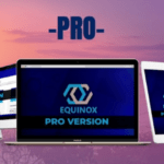 EQUINOX PRO Version Upgrade OTO Review by Brendan Mace & Jono Armstrong – Best Upsell #1 of Equinox Software with Upgrade Level to Create Unlimited Campaign, Perform Up To 500 Dead Link Searches Per Day, Galaxy Search Feature and Pro Grade training to kickstart your first passive income system