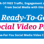 Social Video Pack & OTO Review – Best Done-For-You Social Media Video Content Give You 30 videos in landscape format & 30 videos in square format with Resell Rights so you can upload these videos to any social network