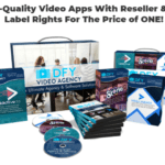 DFY Video Agency & OTO Review by Mario Brown – Best Bundle Software Include 3 Powerfull Video App are Viddictive, Storie, and Videlligence That Already Top Selling and Used by Thousand Customer and Now Come with Full Reseller License Rights at Cheap Price
