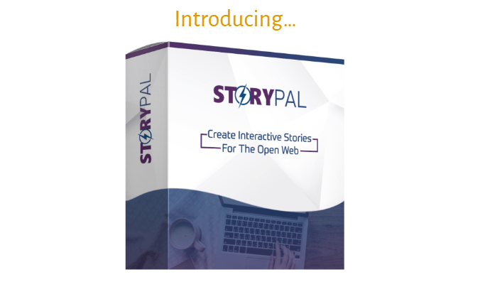 StoryPal Software & OTO by Able Chika