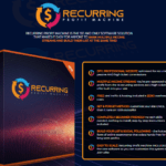 Recurring Profit Machine & OTO Review by Glynn Kosky – Best All in One System to Build Income Machine with Recurring Commissions, Passive Profits, and High Ticket Paydays While automatically Build Your List and Explode Your Social Following