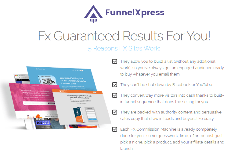 FunnelXpress Software & OTO by Mark Bishop