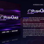 PushQuick Software & OTO Review by Jamie Lewis – Best Software Plus Training and Resources to finds videos that will drive massive traffic from Youtube and turns into commissions, sales, leads, service payments, whatever your heart desires when it comes to monetization