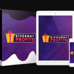 Giveaway Profits PRO & OTO Review by Glynn Kosky – The fastest & easiest system to make DAILY profits online with 2 of my top-converting products for free and A-Z system for making affiliate commissions plus DFY Lead Generation Pages, Upsells, Sales Page, Traffic and Details Training