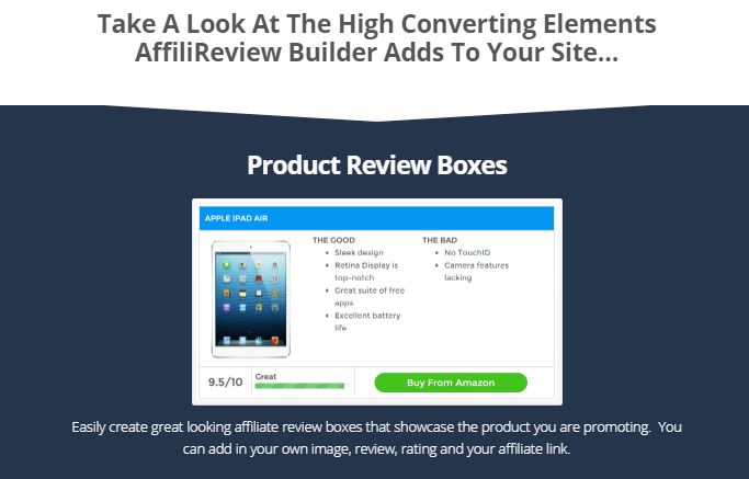 AffiliReview Builder Plugin & OTO Upsell by Kurt Chrisler