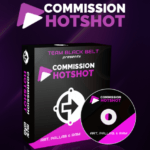Commission Hotshot Reloaded & OTO Review by Art Flair - Best Training Package Include Software, Video Training, and $789 Case Study give you everything you need To Generate High Quality Traffic & Sales Backed By 100% Real Results