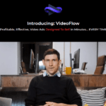 VideoFLow Software & OTO Review by Sam Bakker – Best Video Creator Software with Artificial Intelligence AI Technology to Create Short Engaging Video for Facebook, Instagram, & Youtube in Minutes with Fully customizable Elements, Templates, and Amazing Features