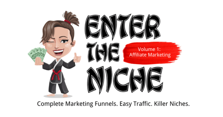 Enter The Niche #1 Affiliate Marketing & OTO by Lee Murray