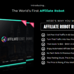 Affiliate Robot Software & OTO Review by Billy Darr – Best Software to Leverage Other People's Videos For Free Traffic by Allowing Automatic Social Posting To 6 Social Traffic Sources and With Complete Training and Proven Software Guaranteed For $50 – $100 Paydays
