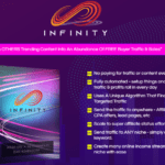 Infinity Software & OTO Review by Al Cheeseman – Best Software System to finds hottest trending topics on social media and Automatically turns others Trending Content Into free Buyer Traffic That Makes Us $100-300 A day