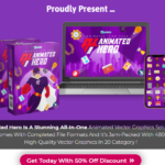 Animated Hero Bundle & OTO Review by Anugerah S – Best Bundle of All-In-One Vector Assets Solution with Full 300 Ready To Use (Total 4800+ from FE & OTO) high quality Animated Icon vector from 10 Category Based On 2020 Market Trend and Plus Commercial License