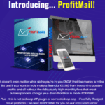 ProfitMail Software & OTO Review by Mike McKay – Best Autoresponder Software lets you instantly import your list and start sending unlimited emails and campaigns to them right inside the app with no down time, double opt-in or verification required