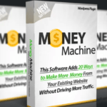 WP Money Machine Plugin & OTO Review by Ankur Shukla – Best WordPress Plugin to monetize your site with 20 Money Machines and earn more money automatically from Amazon, AliExpress, AdSense, ClickBank, BestBuy, Gearbest Shopping, Envato, Walmart, and more without adding more traffic