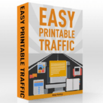 Easy Printable Traffic System & OTO Review by Amy Harrop – Best DFY Traffic Generation System for all your low content products, such as printable, journals, planners, print-on-demand, & more and work for a wide variety of marketplaces like Etsy & Amazon