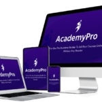 AcademyPro PRO Commercial & OTO Review by Dr Amit Pareek – Best Online Academy Builder with Commercial License to Build your own academy with stunning e-learning site, courses, membership, and lead management that able to drive non-stop traffic, leads, sales & profits 24/7