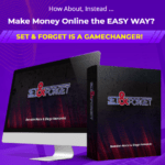 Set & Forget System & OTO Review by Brendan Mace – Best Make Money Online System Reveal How to Builds Up To Four Passive Income Streams Direct To Your Bank Account with Include 5 powerful profit pages assisting you in leveling up income streams