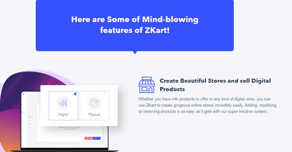 ZKart Platform eCommerce & OTO by Madhav Dutta