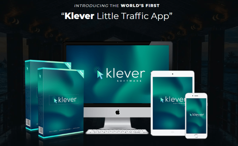 Klever PRO Software & OTO by Billy Darr