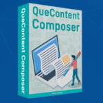 QueContent Composer App & OTO Review by Amy Harrop – Best App Software to quickly and easily create question and prompt-based content fast with over 1500+ questions and prompts in a variety of categories for unlimited content ideas